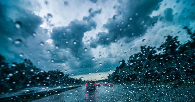 България Дъжд и облаци днес, в планините и гръмотевици Кога
