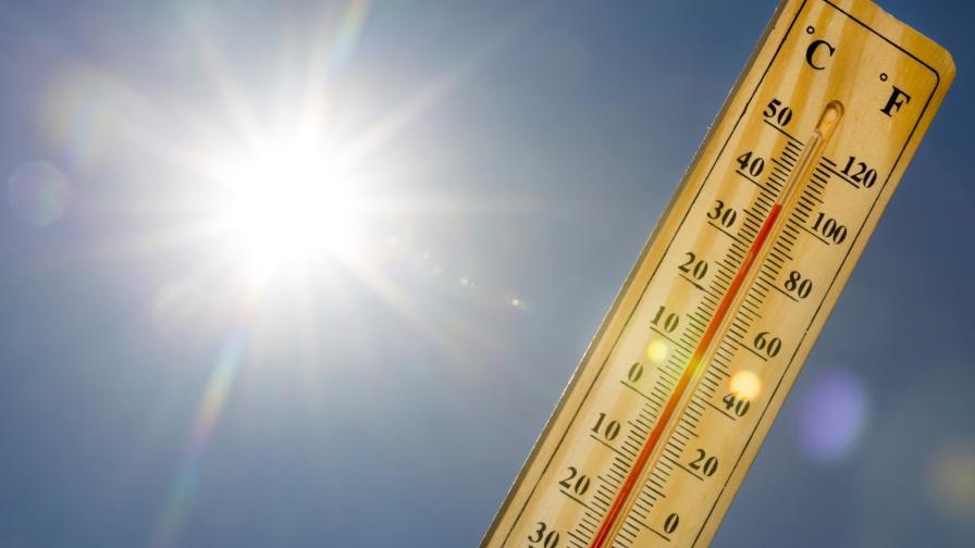 Слънце и високи температури и през следващите дни