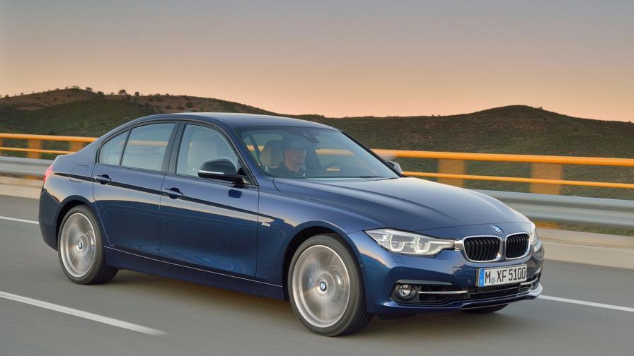 BMW Серия 3 (F30)