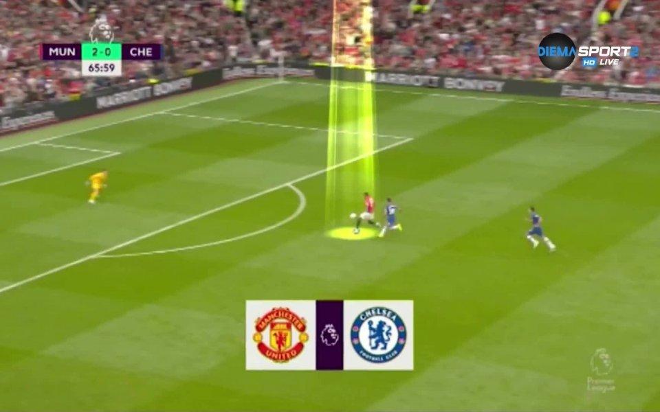 Манчестър Юнайтед бе основна тема в поредния епизод на предаването