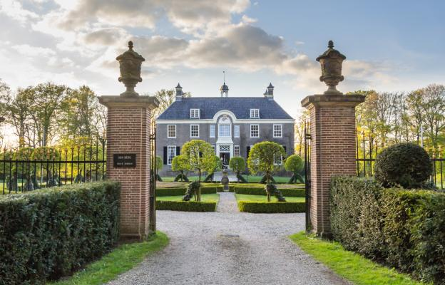 Аристократичен дом, ако може замък