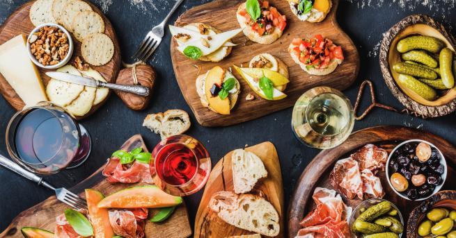 Любопитно 3 италиански рецепти, на които не можем да се