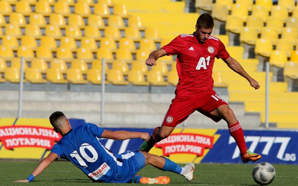 ЦСКА U19 стана шампион при юношите