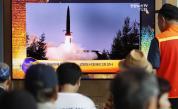 КНДР изстреля ракети: Никога повече преговори с Юга