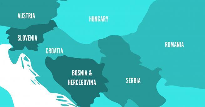 Свят Стотици хиляди са напуснали Западните Балкани, за да живеят