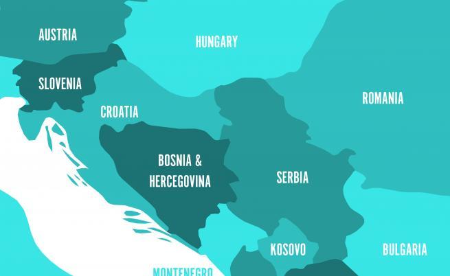 DW: Западът тласка Балканите в ръцете на чужди играчи