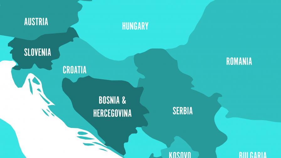 <p>Как Западът тласка Балканите в чужди ръце&nbsp;</p>