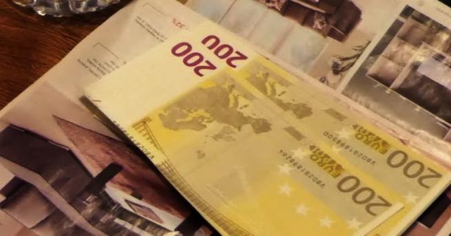 Снимка: Разбиха група за разпространяване на фалшиви евро