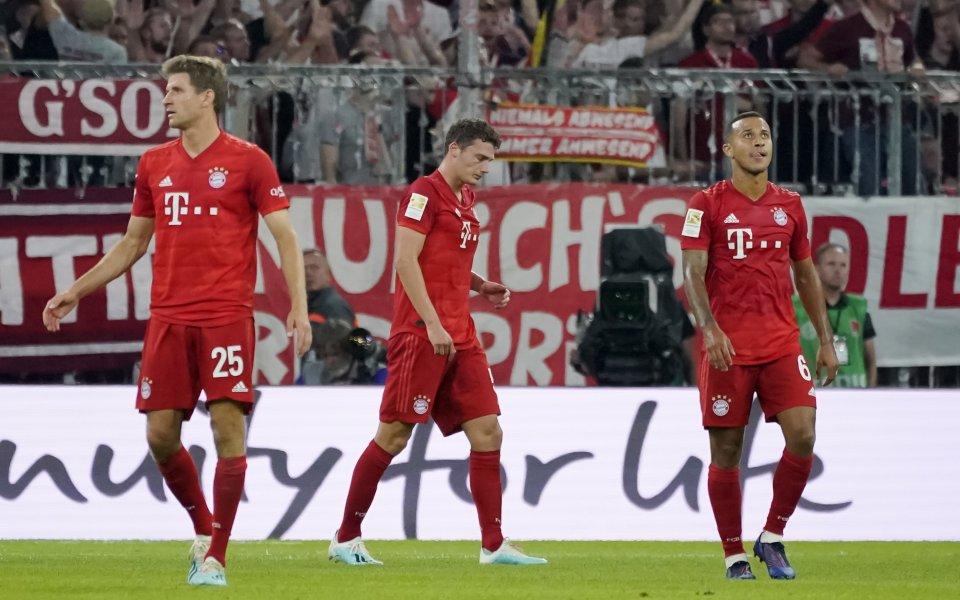 Байерн Мюнхен продължава с подсилването на състава си преди края