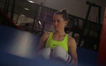 Станимира Петрова се снима във филма #Агресия