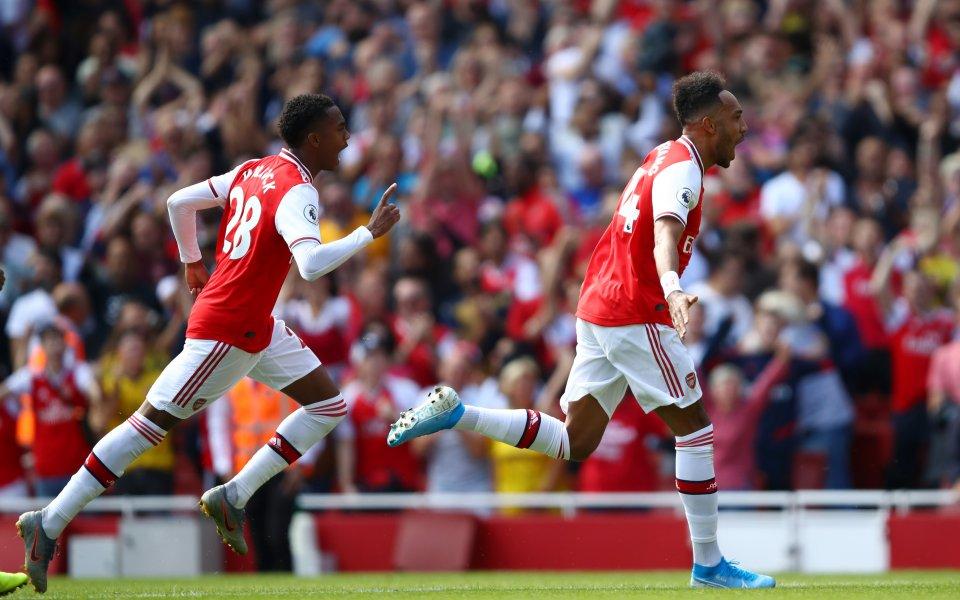 Нападателят на Арсенал Пиер-Емерик Обамеянг обяви, че Арсенал е готов