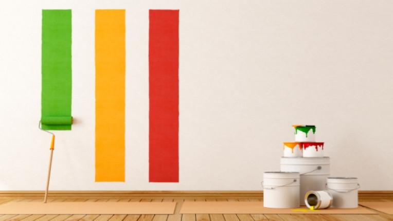 интериор помещение боядисване как да умствени способности