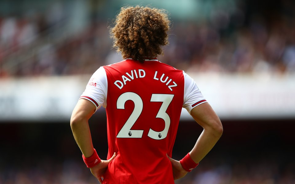 Давид Луис проговори за изненадващата раздяла с Челси това лято