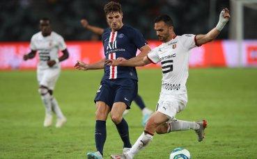 Втори мач без Неймар в Лига 1 и ПСЖ вече е за срам