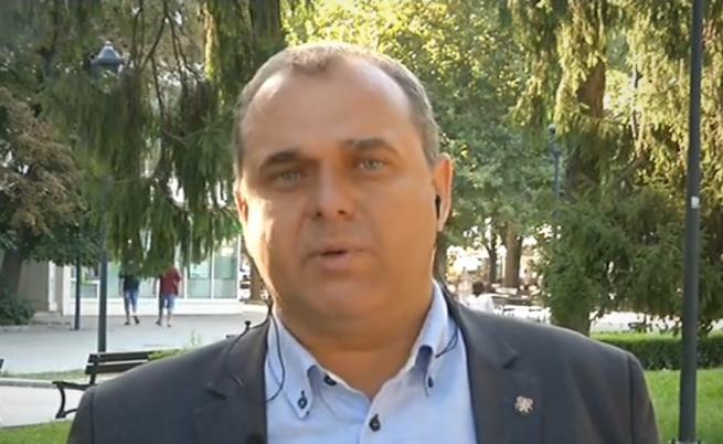 Веселинов: Ще направим сериозна заявка за разговор с ГЕРБ