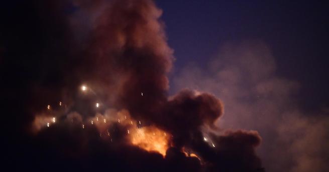 Снимка: Ирак е новото поле за израелски атаки по Иран