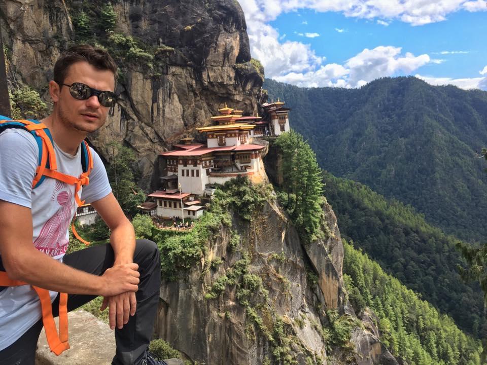 <p>Най-голямата страст на младия българин са именно пътешествията, като вече е на път да обиколи почти целия свят.</p>