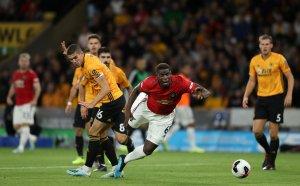"""Инатливи """"вълци"""" вкиснаха вечерта за Юнайтед и Погба"""