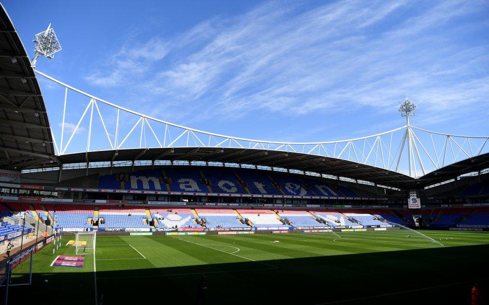 Двубоят на Болтън с Донкастър от Втора лига бе отложен.