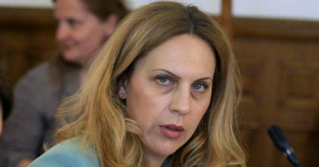 Снимка: Марияна Николова е председател на Съвета по киберсигурност