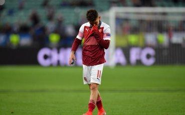 Наполи връща халф на Арсенал в Италия?
