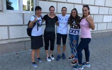 Боксьорките заминават за Европейското първенство
