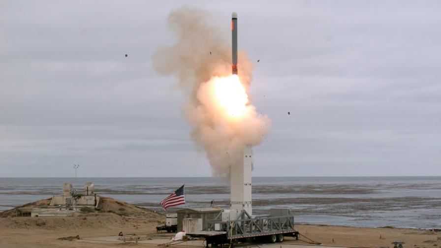 САЩ тестваха нова ракета
