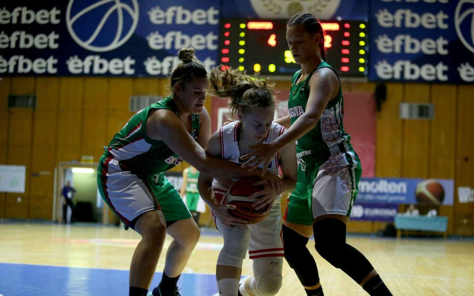 България с драматична загуба от Хърватия на баскетбол