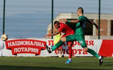 НА ЖИВО: Камбуров изравни за Берое със своя гол номер 223 в елита
