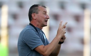 Стамен Белчев води тренировките на ЦСКА