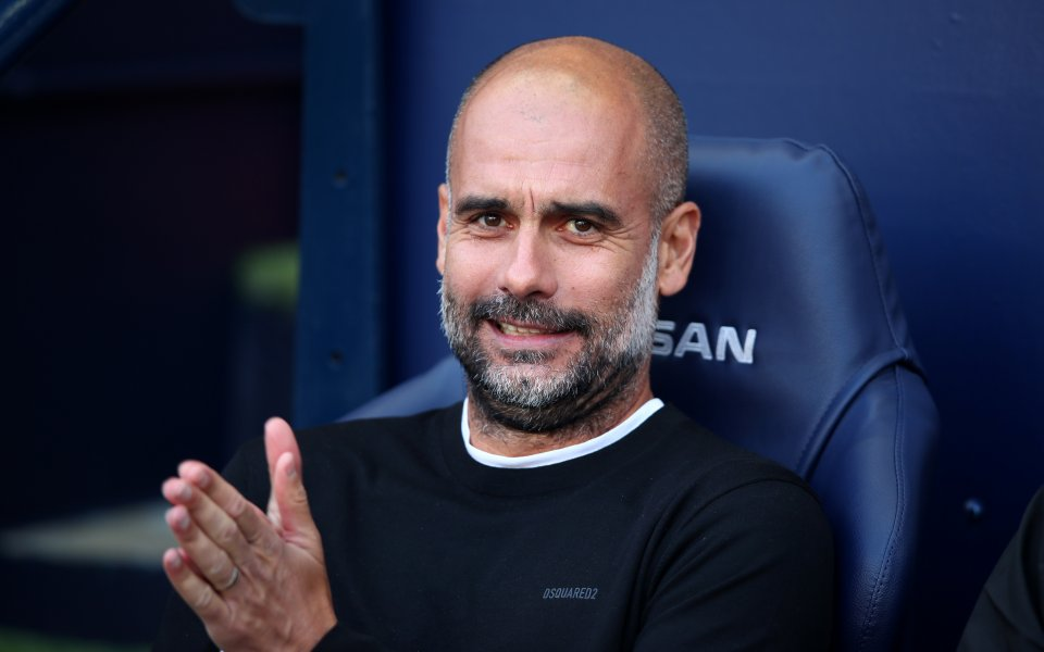 Пеп Гуардиола е оптимист, че Манчестър Сити може да спечели