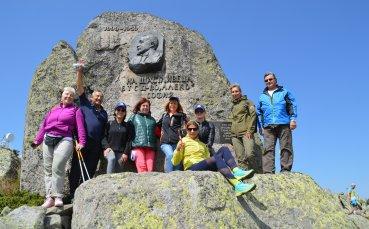 Фандъкова награди призьорите от скоростното изкачване на Витоша