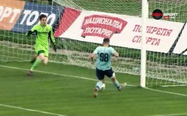 Доминик Янков: Нашият отбор показа характер