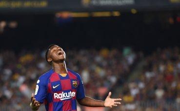 Барселона поднови договора на младата си