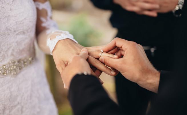 Тази сватба скандализира Великобритания