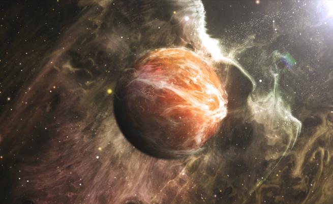 57г. от похода на НАСА към огнения Ад на Венера