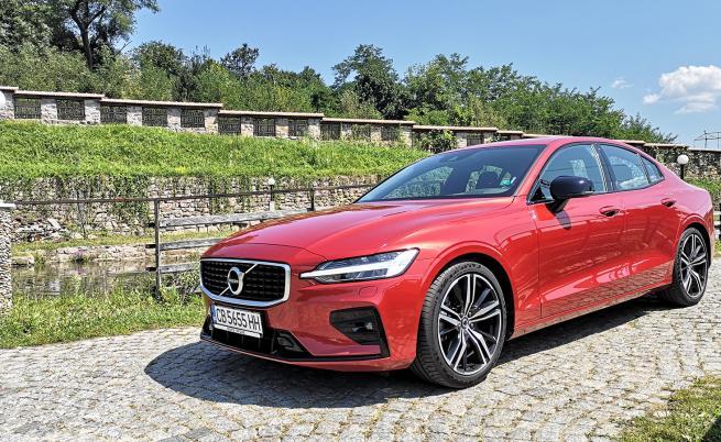 Volvo S60 чупи стереотипи (тест драйв)