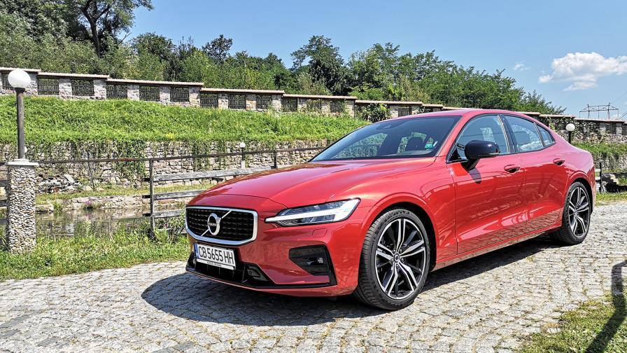 <p>Volvo S60 чупи стереотипи (тест драйв)</p>