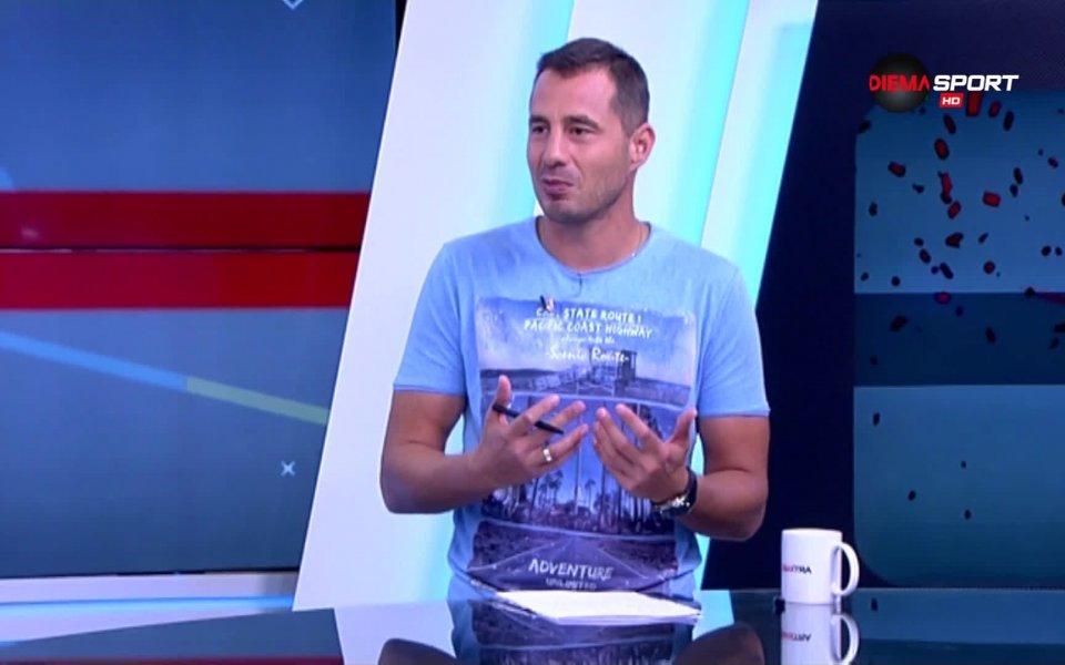 Спасяване на Кристиян Василев от Витоша Бистрица срещу Ботев Пловдив.