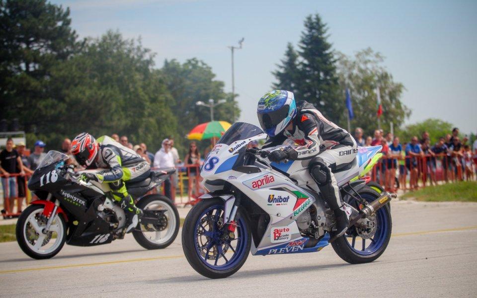 Горещ мотоциклетен уикенд предстои на пистата в Плевен