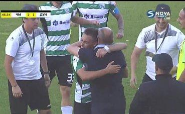 Синът на Илиан Илиев с дебютен гол в българския футбол