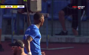 ЦСКА е в нокдаун, Левски с втори гол