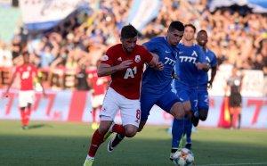 Обявиха 42 млн. евро приходи за БГ клубове, взимат повече от ТВ права от Хърватия и Сърбия
