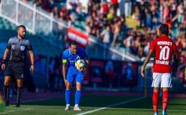 Капитанът на Левски: Вината си е изцяло наша, в ЦСКА са щастливци