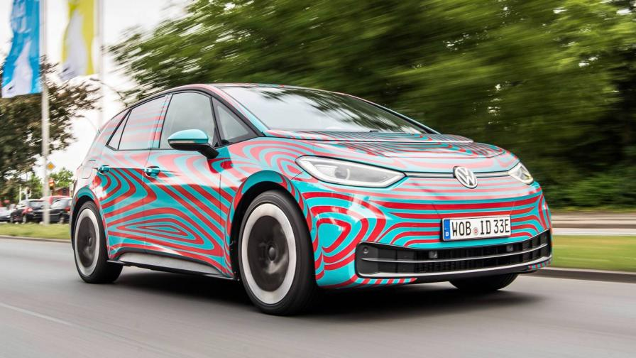 <p>Електрическата революция на VW започва след седмица</p>