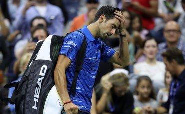 Джокович използвал най-новия метод за възстановяване на US Open