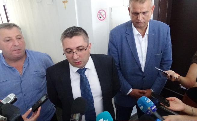 Заместник-министърът на регионалното развитие и благоустройството Николай Нанков