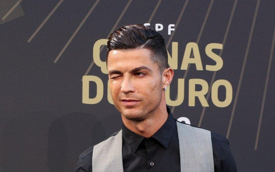 Нападателят на Ювентус Кристиано Роналдо е най-високоплатения футболист в първенството