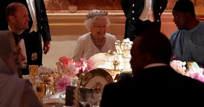 Любопитно Вредните навици на британското кралско семейство Дарън Макгрейди, бившият