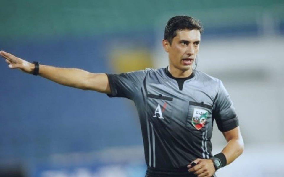 Ел-Хатиб свири мач за Купата на България
